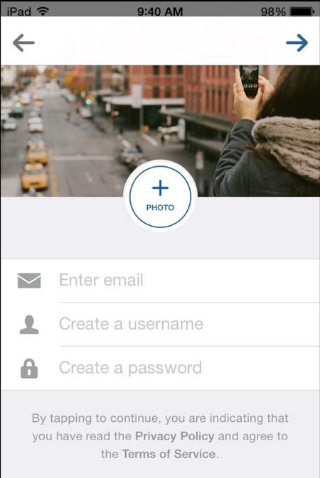 instagram-create-screen