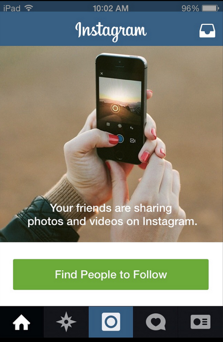 How to Use Instagram Senior Planet
