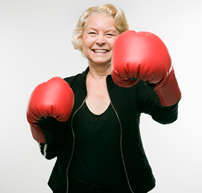 active-senior-woman-boxing