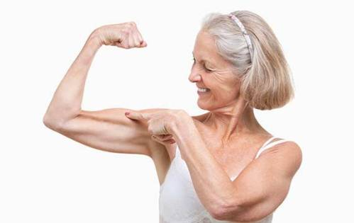 active-senior-with-bicep