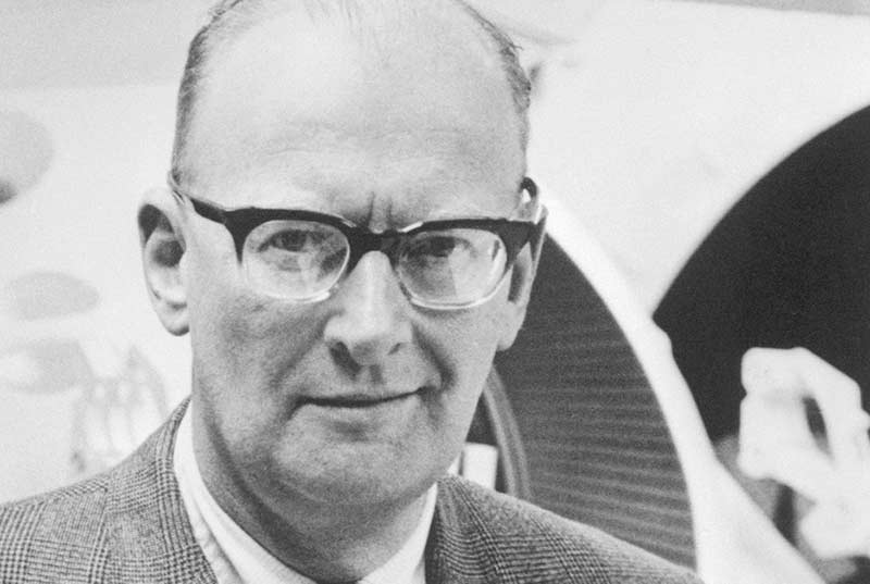 Arthur C. Clarke Predicted Our Now. How Did He Do? | Senior Planet