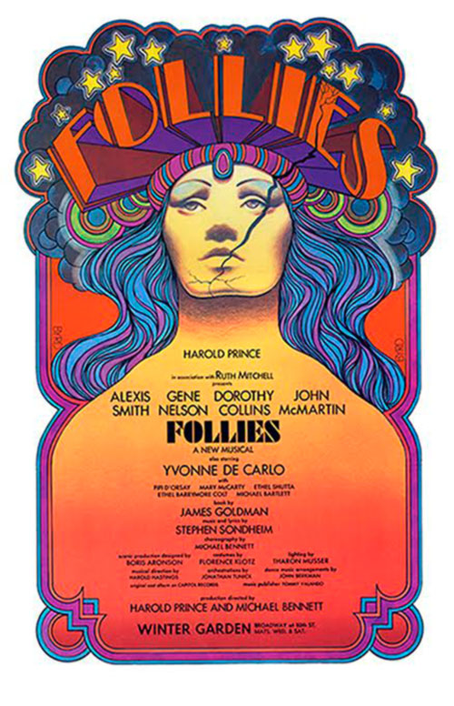 Image result for follies poster david byrd