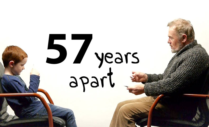 video-57-years-apart