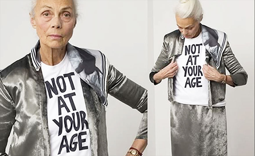 Starting An Old Ladies Revolution One T Shirt At A Time Senior Planet
