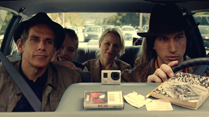 """""""While We Were Young."""" Noah Baumbach film still, 2015"""
