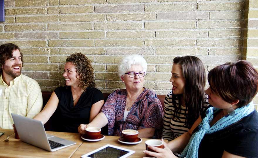Meetup groups for seniors