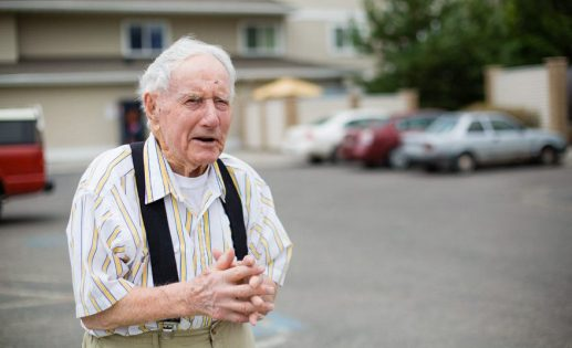 Warren  |  100 years old  |  Montana