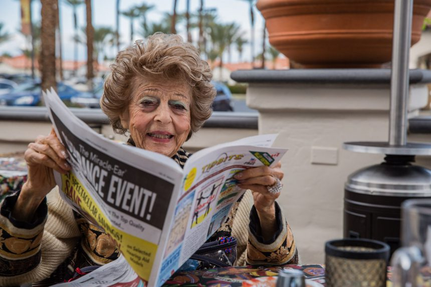 Edith | 102 years old | California
