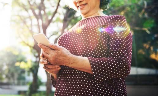 senior-looking-at-smartphone