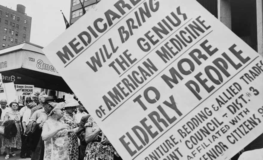 medicare-history