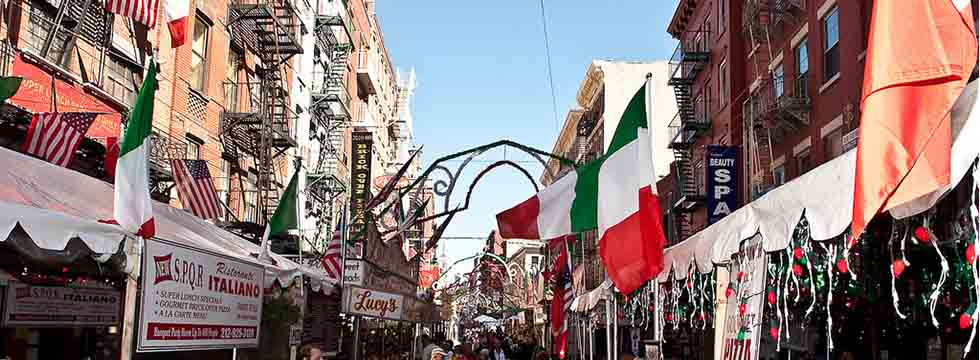 Feast of San Gennaro, Little Italy, New York City