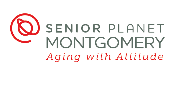 Senior Planet Montgomery logo